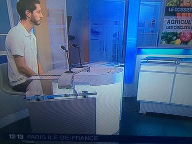 Marc Dorel – Marchands des 4 Saisons – sur France 3