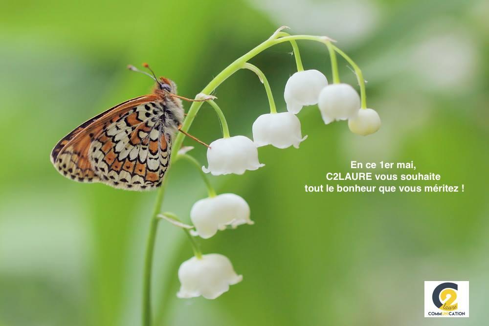 Voeux C2Laure 1er mai