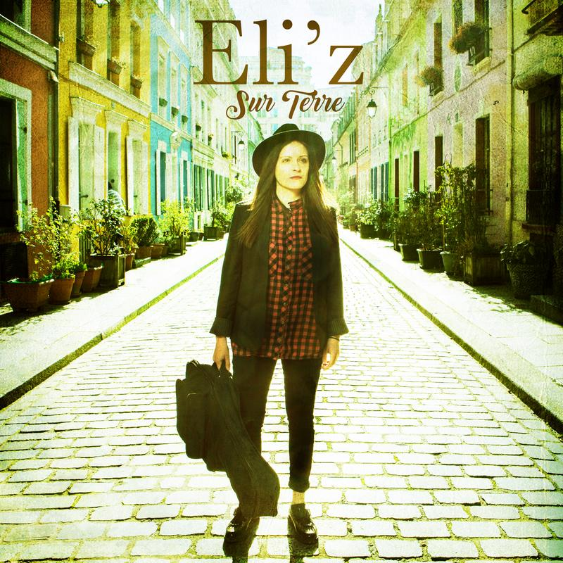 Eli'Z – Auteur, compositeur et interprète folk