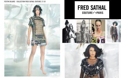 Fred Sathal Maison de couture française