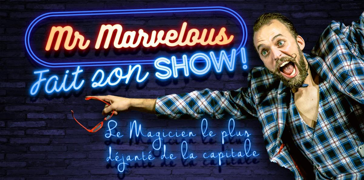 Show 2016 Mr Marvelous