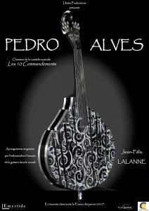 Pedro ALVES - Tournée 2017