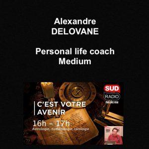 Alexandre DELOVANE