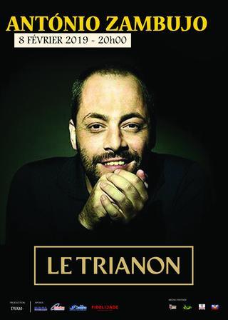 Antonio Zambujo - Trianon