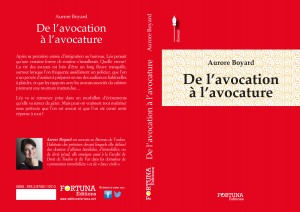 Aurore Boyard - De l'avocation à l'avocature