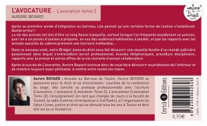 L'avocation - Tome 2