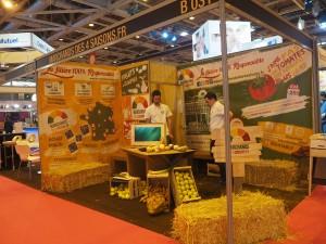 Marchands des 4 saisons - Salon de l'agriculture 2016