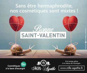Mlle Agathe - Saint Valentin