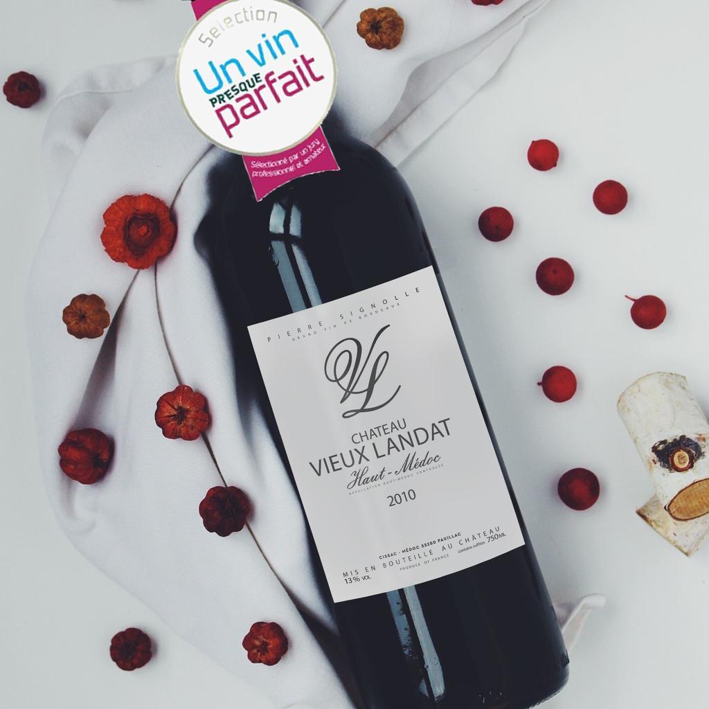 Vieux Landat - Un vin presque parfait