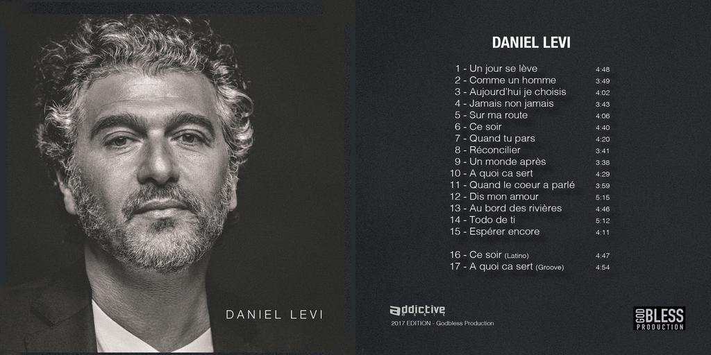 Album Daniel- Lévi