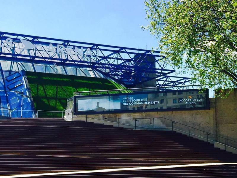 le retour des 10 comandements - AccordHotel Arena