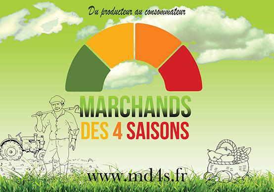 logo Marchands des 4 saisons