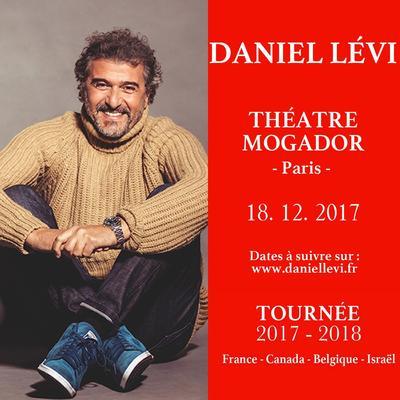 Daniel Lévi en tournée