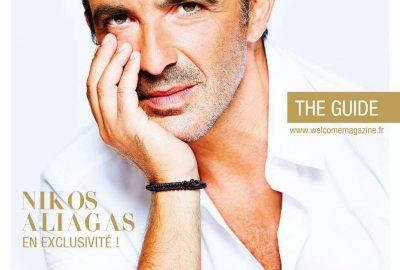 Welcome magazine